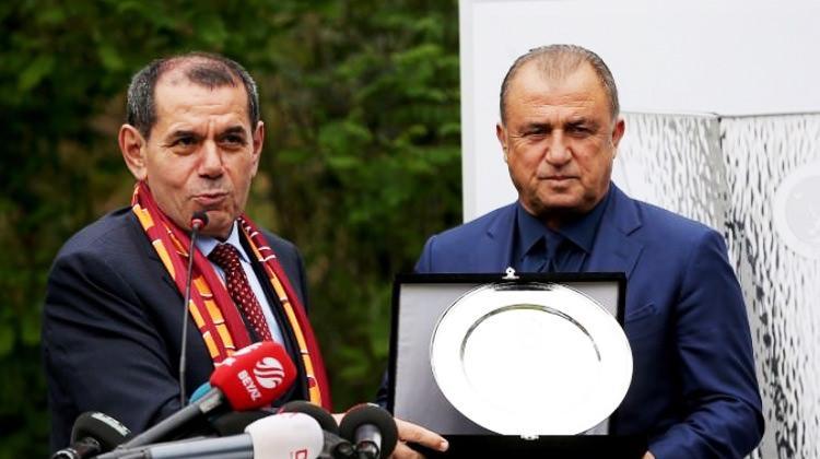 İşte Özbek ile Terim'in telefon konuşması!