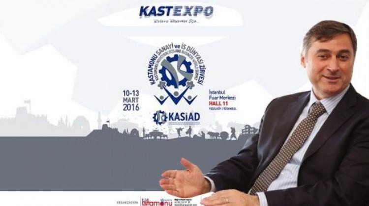 KASTEXPO'DA geri sayım başladı