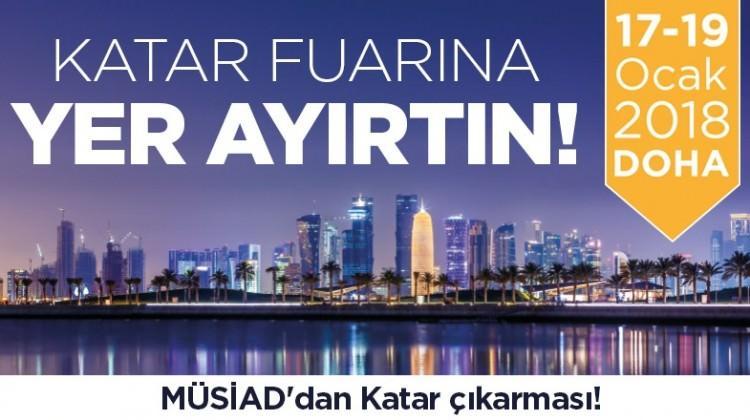 MÜSİAD'dan Katar çıkarması!