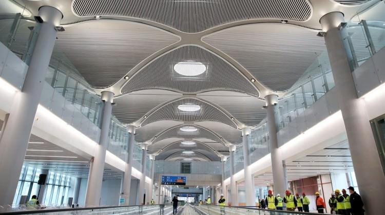 Üçüncü havalimanında sermaye artırımı