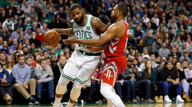 Celtics geriden gelip Houston'ı yaktı!