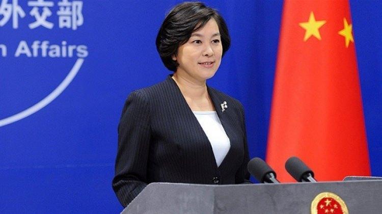 Çin'den ABD ve Almanya'ya tepki