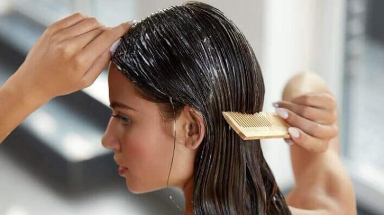 Kuru saçlar için doğal yöntemler