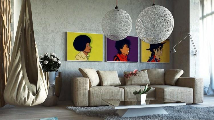 Pop art dekorasyon nedir? Nasıl yapılır?