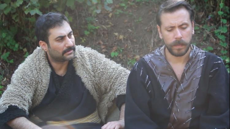 Türkiye'nin ilk tarihi internet dizisi geliyor