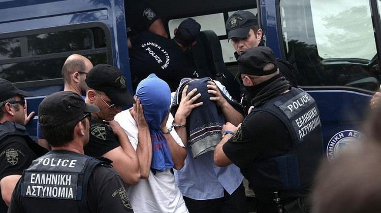 Yunanistan'dan serbest kalan hain için flaş adım