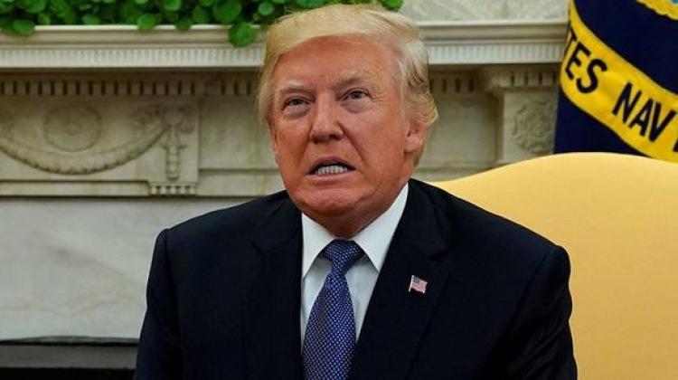 Trump dün söylediği sözleri inkar etti