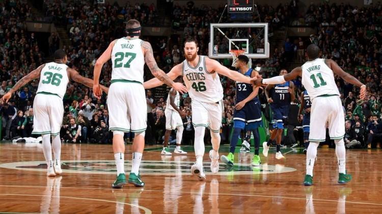 Boston Celtics seriyi 5 maça çıkardı!