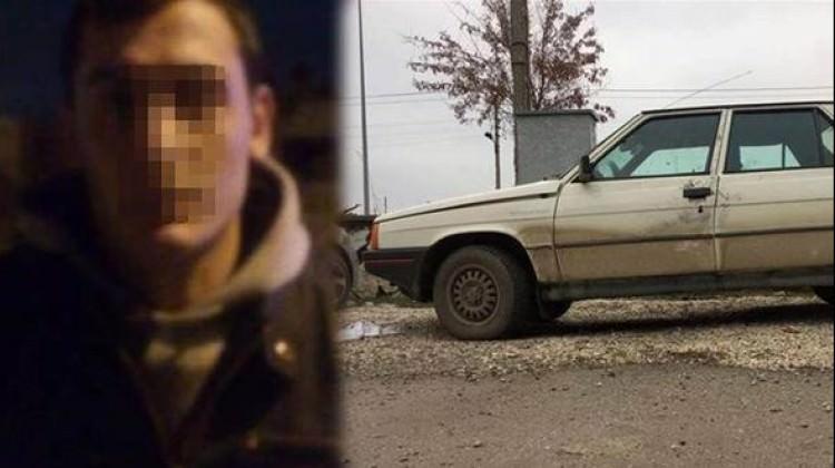 Cezaevi firarisi otomobille gezerken yakalandı