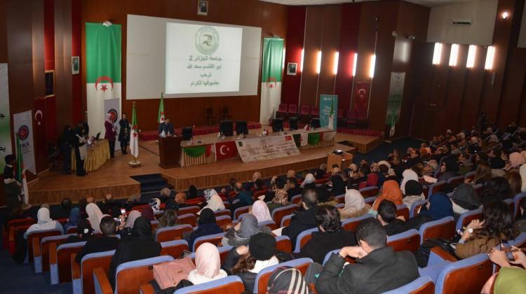 Cezayir'de Osmanlı Dönemi ve Mirası Sempozyumu