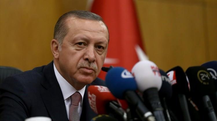 Cumhurbaşkanı Erdoğan: Bu işte bir su kaçağı var