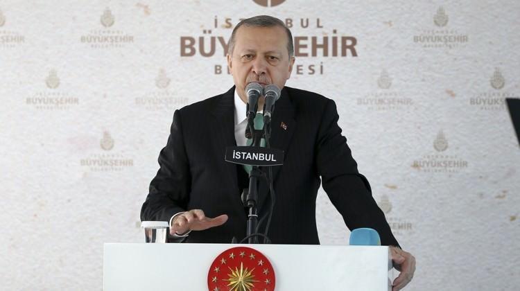 Dünyada örneği yok! Açılışını Erdoğan yaptı