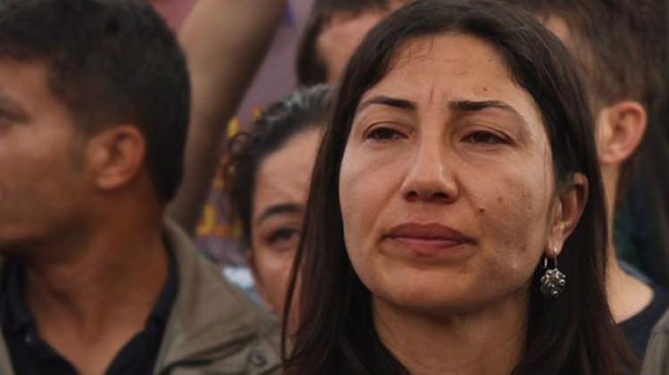 HDP Şırnak Milletvekili Birlik'e hapis cezası