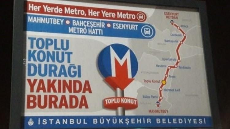 İBB'den 6 metro ihalesiyle ilgili açıklama