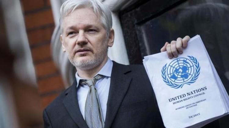 İnanılmaz iddia! Assange öldürüldü mü?