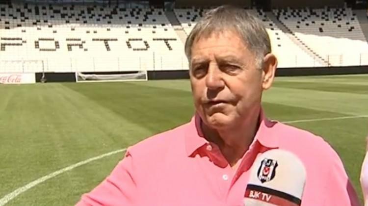 Milne: Vodafone Park Dünya'nın en güzel stadı oldu