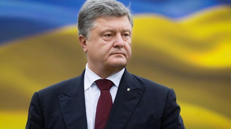 Poroşenko: 2018'de öldürücü silah alacağız!