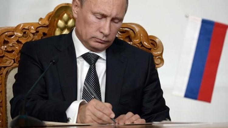 Putin'den Suriye kongresi açıklaması!