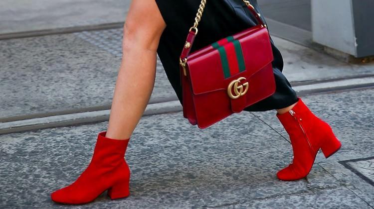 2018 yılının ayakkabı modası