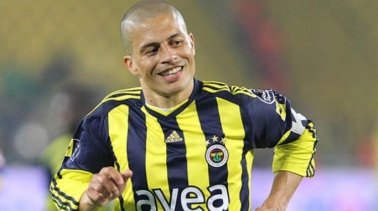 Alex de Souza: Fenerbahçe'yi çok özledim