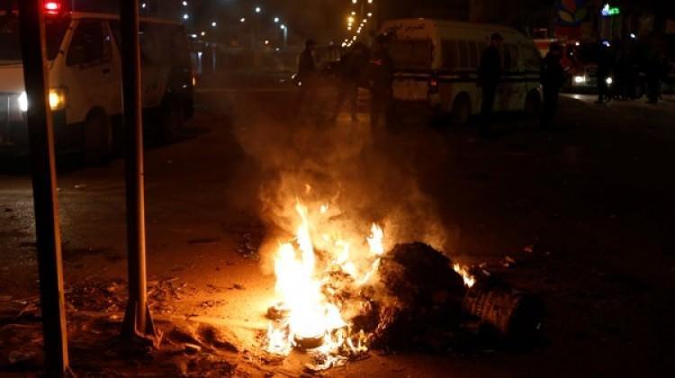 Arap Baharı'nın başladığı yerde yeni gösteriler