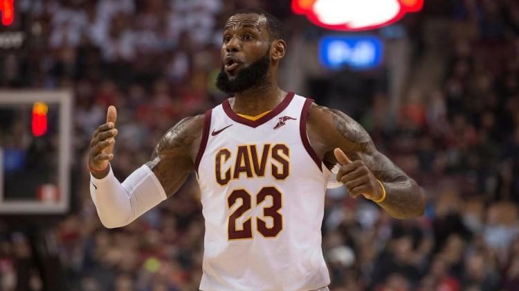 Cleveland 34 sayı farkla kaybetti