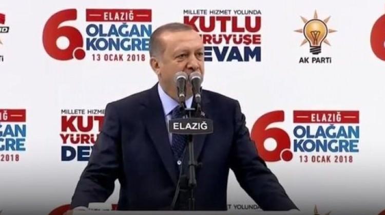 Erdoğan: Orayı başlarına yıkacağız!