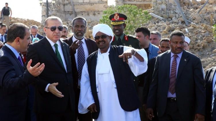 """""""Erdoğan'ın aslanları"""" yuvalarına yerleşti!"""