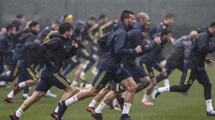 Fenerbahçe'nin Antalya kampı sona erdi