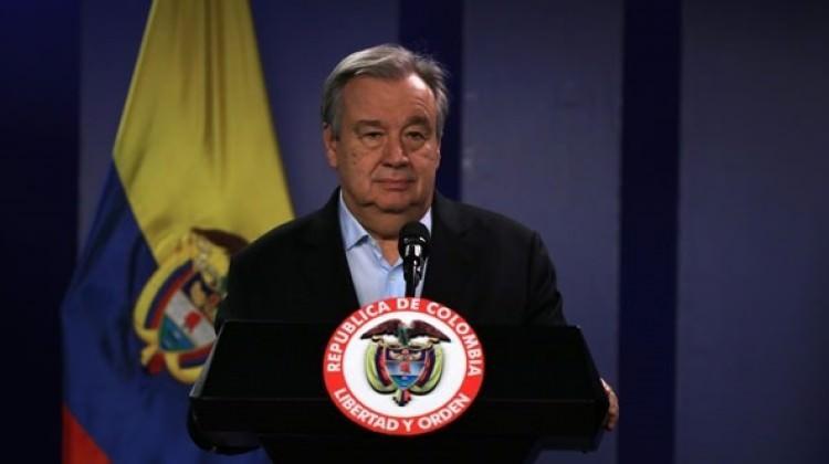 Guterres: Görülmemiş bir tehditle karşı karşıyayız