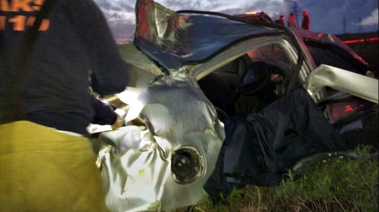 Çeşme'de kaza: 1 kişi hayatını kaybetti