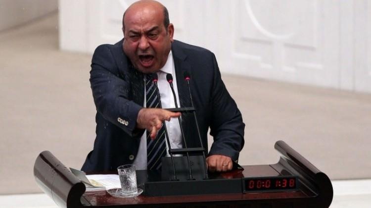 Kaplan'dan provokasyon: Hiçbir Türk göz dikmesin