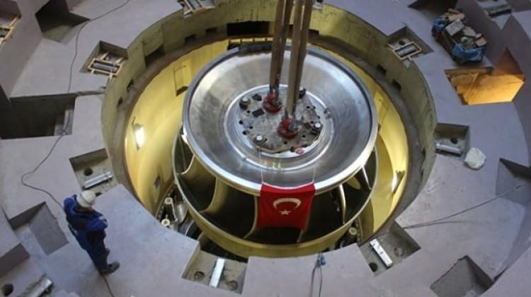 Ilısu Barajı ve HES enerji üretimi için hazır