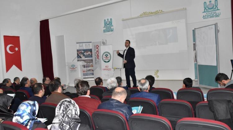 İNKİŞAF eğitimleri Samsun'da gerçekleştirildi