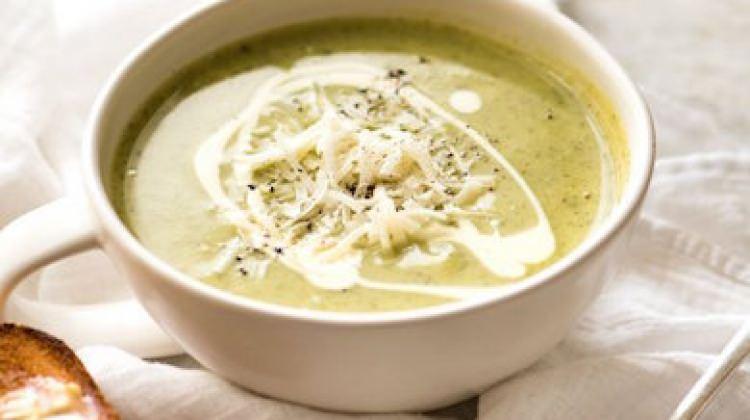 Kaymaklı kabak çorbası tarifi