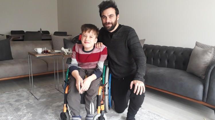 Muhammed Salih'e tatlı sürpriz…