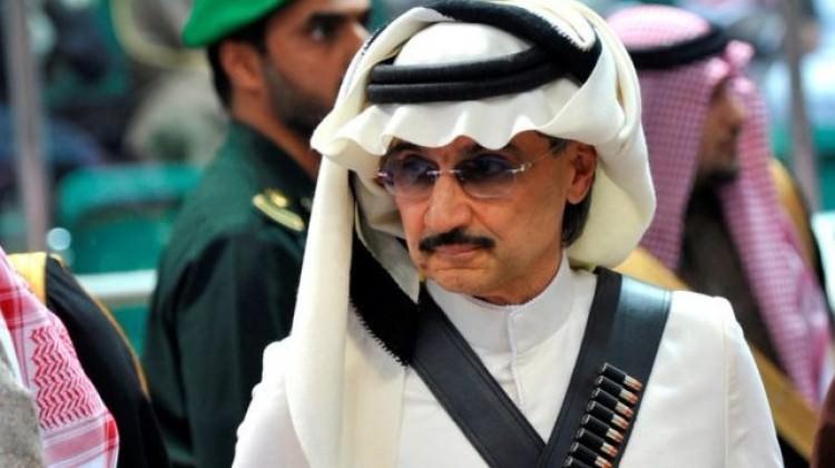 Prens El Velid Bin Talal ile ilgili flaş iddia!