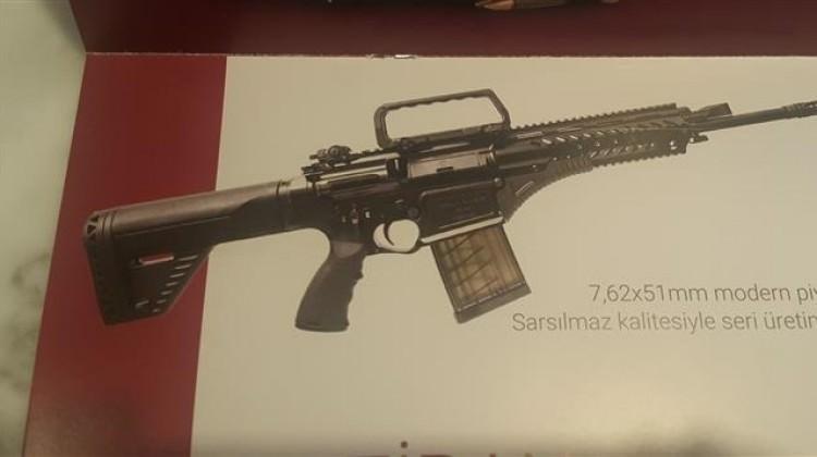 Sarsılmaz'ın MPT-76'sı hazır