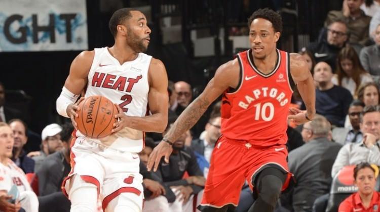 Miami Heat son saniyede kazandı!