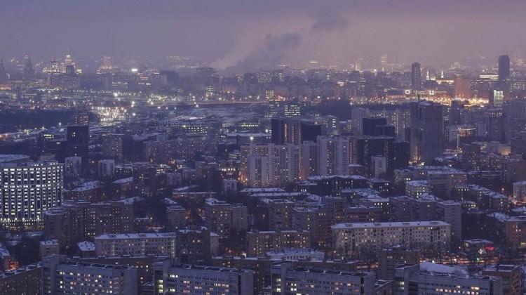 Moskova'nın en karanlık ayı! Sadece 6 dakika...