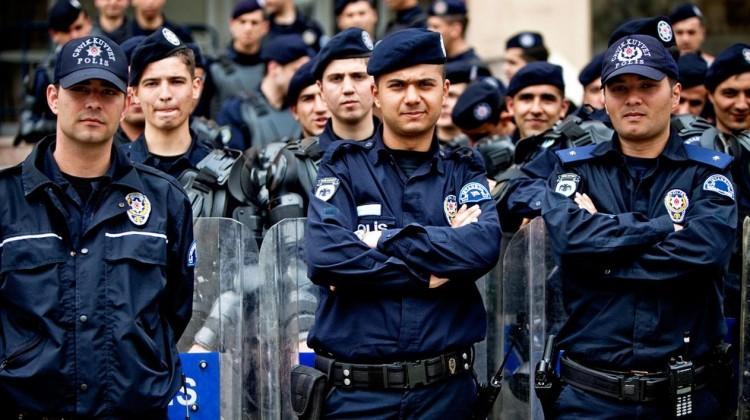 Artık onlar da polis olabilecek