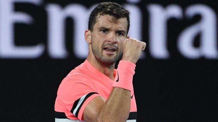 Grigor Dimitrov çeyrek finale yürüdü!
