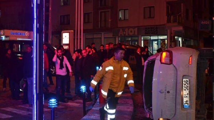 Karamürsel'de kaza: 6 yaralı