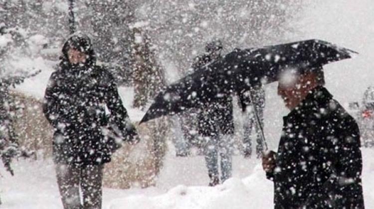 Nevşehir'de okullar tatil edildi