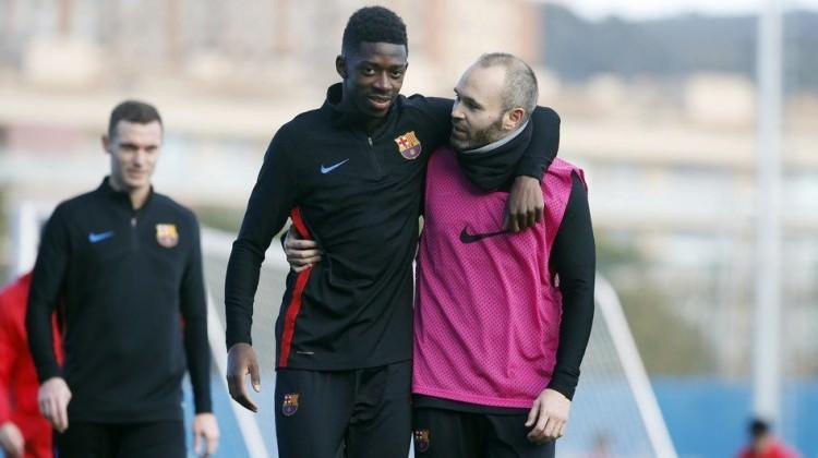 Barcelona'ya bir şok daha! Yine sakatlandı