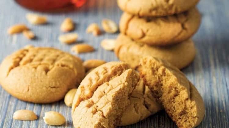 Yer fıstıklı lokmalık kurabiye tarifi