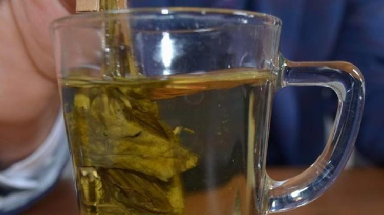 2,5 yapraklı yeşil çay için dünya sıraya girdi