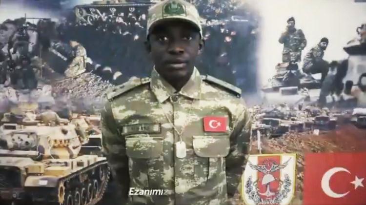 Konyaspor'dan Afrin'deki Mehmetçik'e dua!