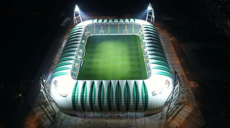 Akhisar Stadı kapılarını açıyor!