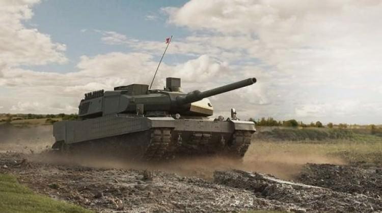 Türk mühendisler tank motorunda göreve hazır